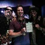 """<p>Micki Free, guitarist, Shalamar (""""Dancing In The Streets"""" – song in the movie, """"Footloose""""; Beverly Hills Cop soundtrack)</p>"""